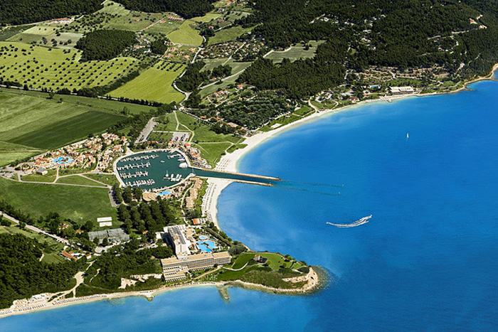 Sani Resort - Sani Beach Club (Kassandra), Халкидики, Греция
