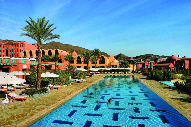 Miramare Resort Taba (ex.Hyatt Regency Taba Heights), Таба, Египет