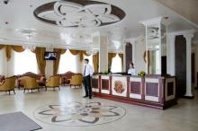 "Conference hall of the hotel ""Europe"""