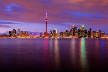 Promotion offer on flight Kharkiv-Toronto