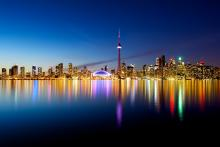 Promotion offer on flight Kyiv-Toronto