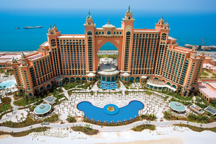 Atlantis The Palm, Дубаи-Джумейра, ОАЭ