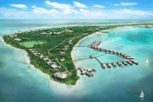 Shangri-La's Villingili Resort and Spa, Адду, Мальдивы