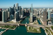 Promotion offer on flight Kyiv-Chicago