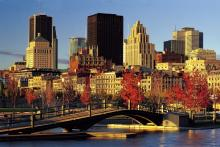 Promotion offer on flight Kyiv-Montreal